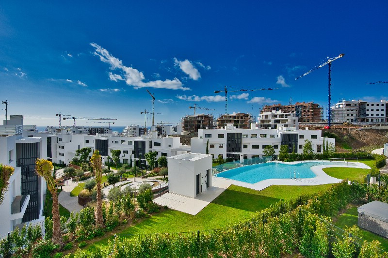 RESALE. READY FOR OCCUPATION!  The best kept secret of the Costa del Sol!!! Stunning eco friendly de,Spain
