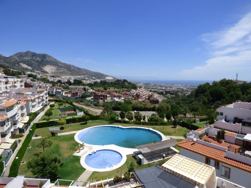 Marbella Banus Ático en venta en Benalmadena Costa – R3658343