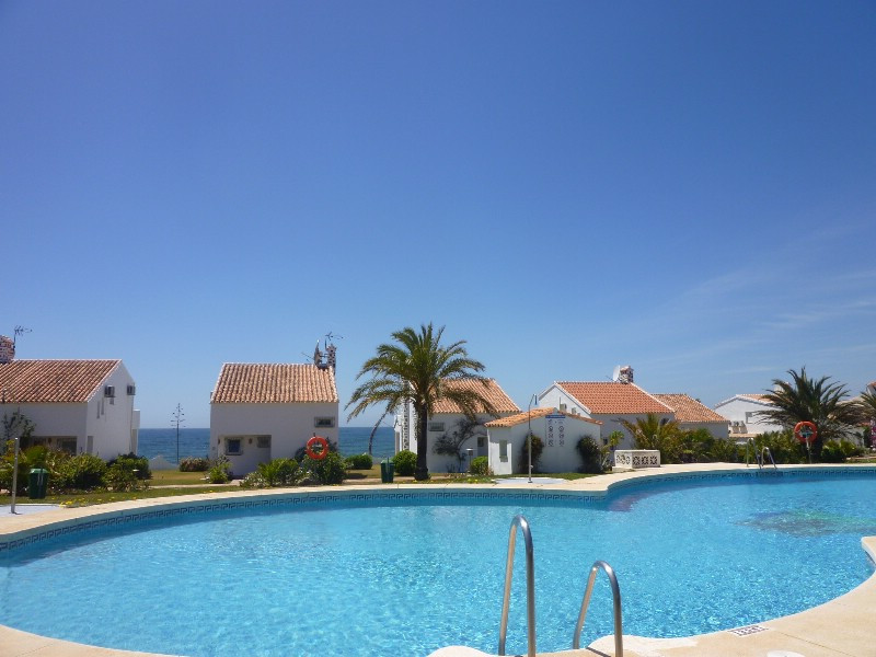 Beachvilla, located within steps from the sandy beaches of Marbesa, Marbella, easy walking distance ,Spain