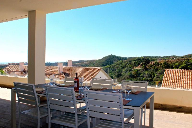 Brand new 2-bedroom apartment in Ocean Hills, Estepona, Costa del Sol. South-west facing, overlookin,Spain
