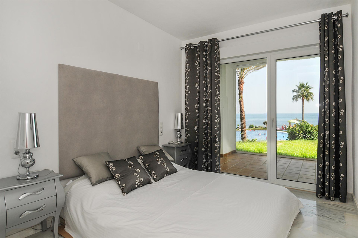 2 Dormitorio Planta Baja Apartamento En Venta Mijas Costa