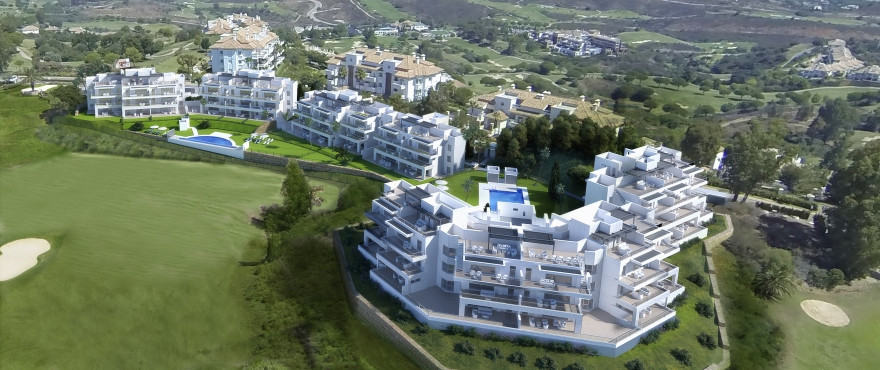 3 Sovero Apartment til salgs La Cala Golf