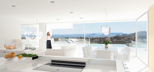 4 Sovero Villa til salgs Elviria