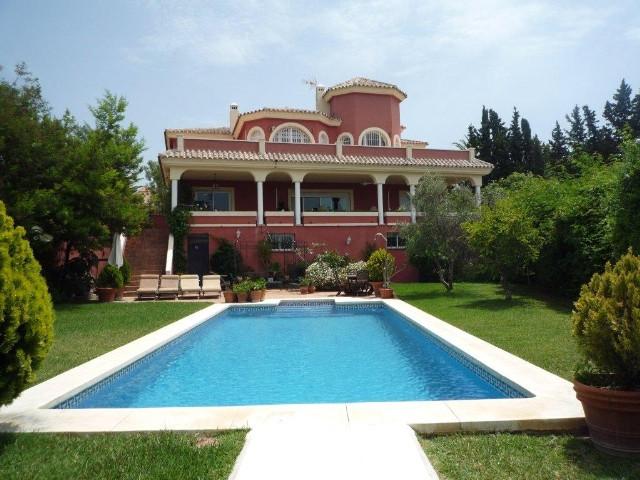 Detached Villa - El Rosario - R2005373 - mibgroup.es