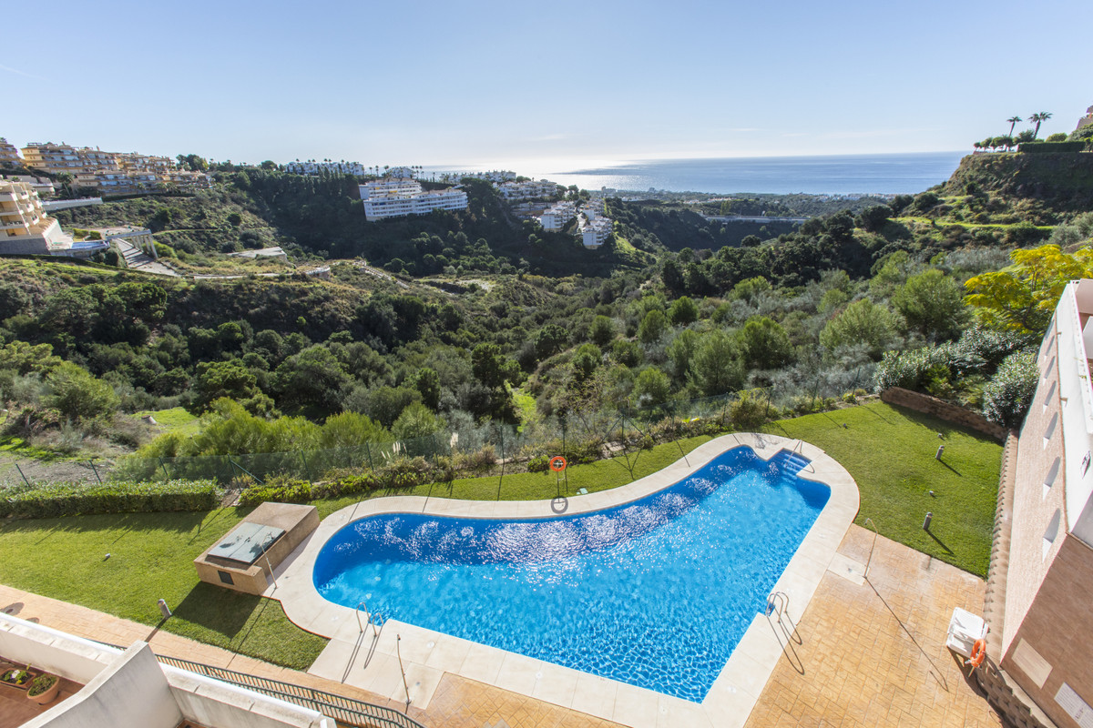 Stunning 3 bed, 2 bath apartment with panoramic sea views!! The complex consists of 84 apartments se,Spain