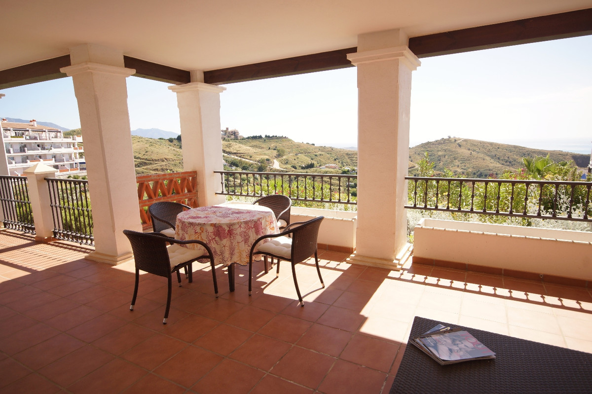 AN AMAZING PROPERTY WITH OUTSTANDING PANORAMICAL VIEWS ENJOYING FROM A LARGE RECTANGULAR TERRACE OF ,Spain