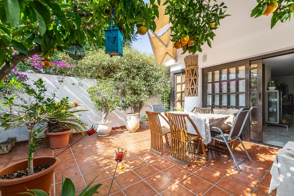 Spacious and bright townhouse located in one of the best areas in Fuengirola, Puebla Lucia, an oasis, Spain