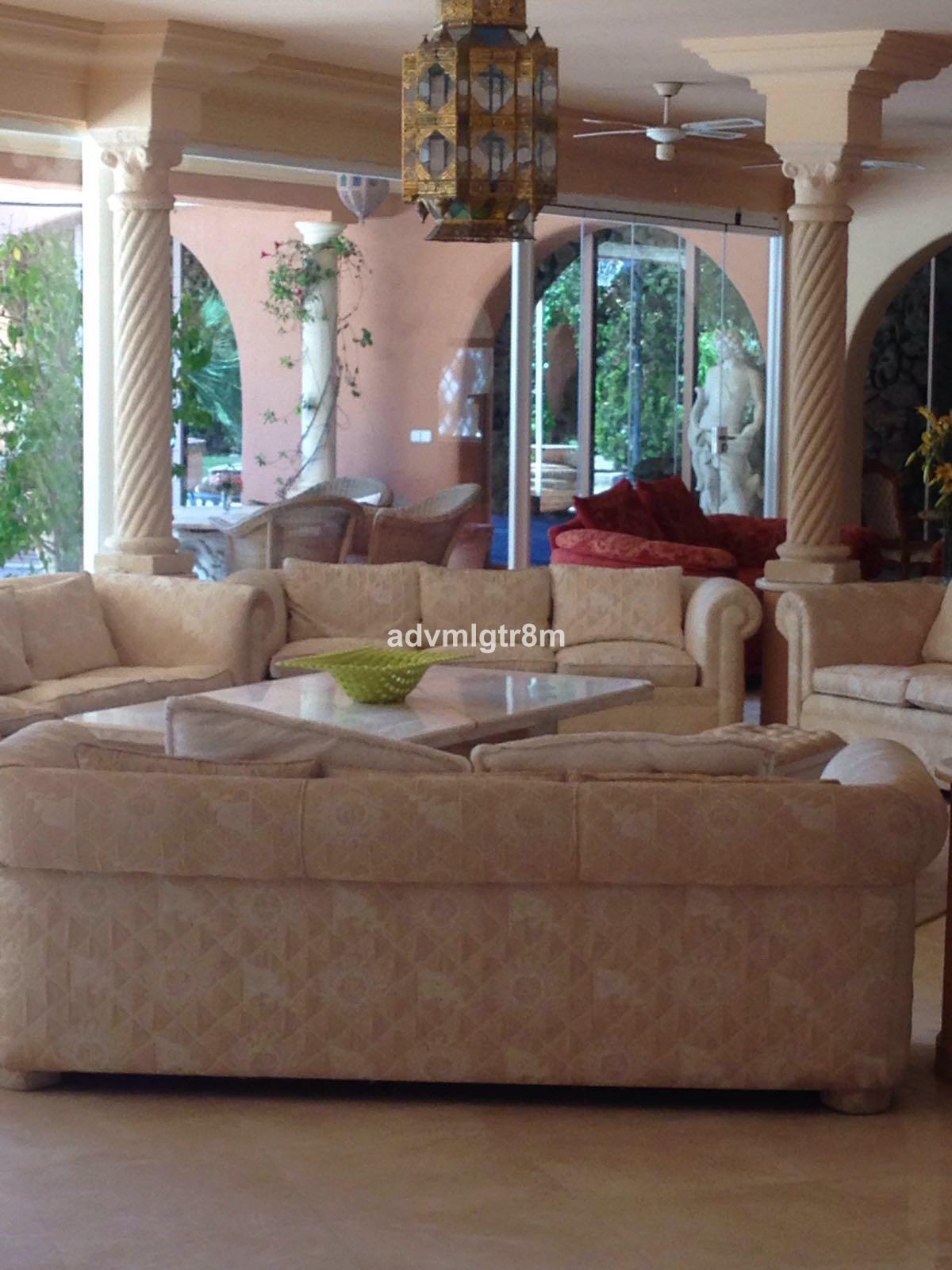 Villa con 8 Dormitorios en Venta Marbella