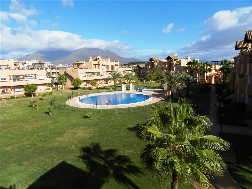 In a luxurious urbanization in Casares beach, attic of 85 m2 with 85 of terrace. The house has 2 bed,Spain