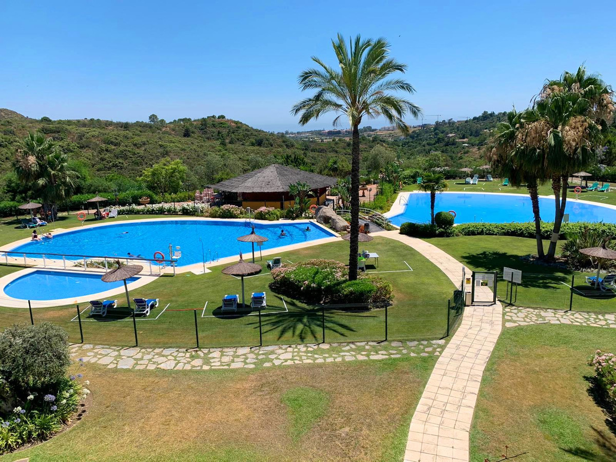 1 Bedroom Apartment in Benahavis (Selwo / Lomas de Guadalmina) situated in a gated community with al, Spain