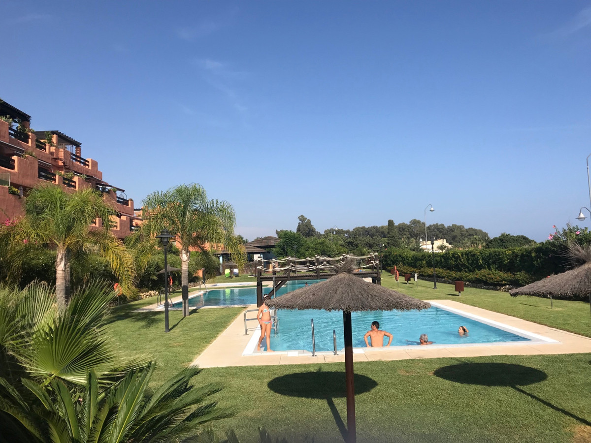 Apartment for sale on the New Golden Mile of Estepona with sea views in First Line beach in a fabulo, Spain