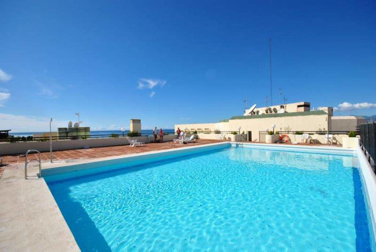 Property for sale in Marbella center. Currently distributed as an office, with 3 rooms, 1 bathroom a,Spain