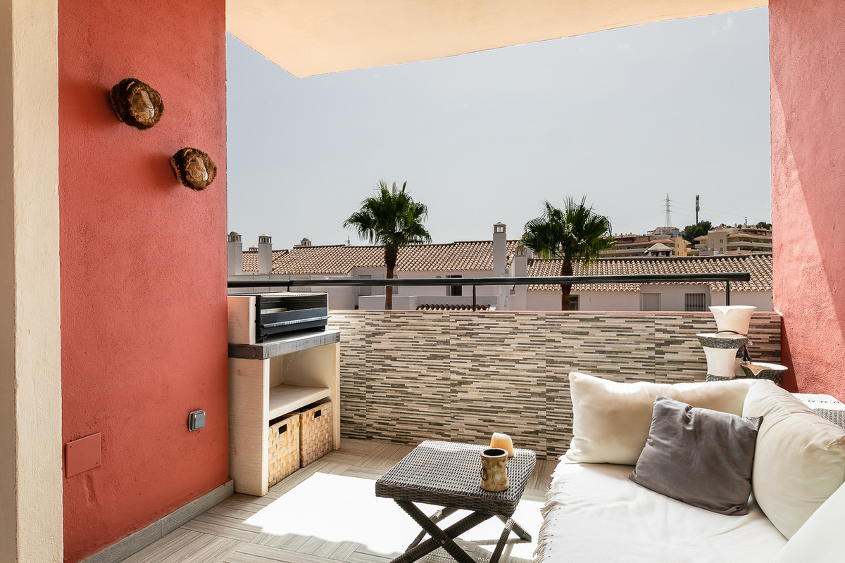 """Perfect for investment!  Nice apartment in Costa del Sol, good located in the area of Riviera , Spain"