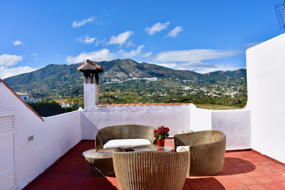 The penthouse consist of two bedrooms, two bathrooms, a spacious living area, two balconies and a pr,Spain