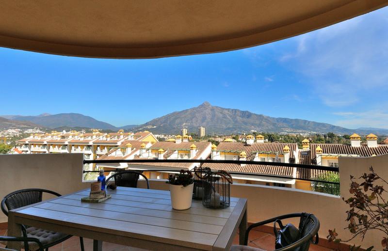 Marbella Banus Apartamento Planta Media, Nueva Andalucía – R3354133