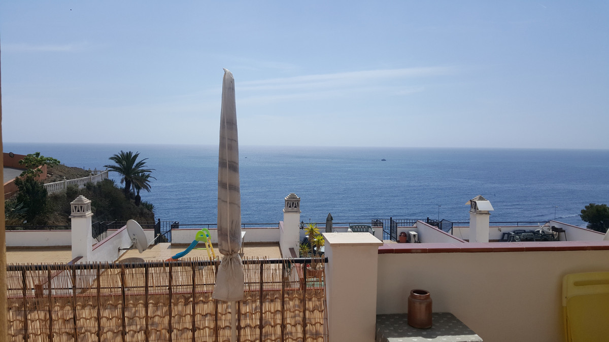 Beautiful beach apartment in Carvajal with amazing views. Walking distance to the beach, restaurants,Spain