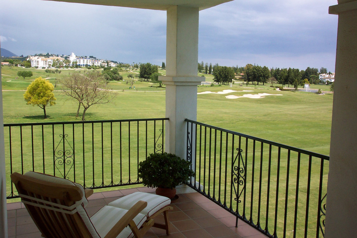 Appartement  Penthouse 													en vente  																			 à Mijas Golf