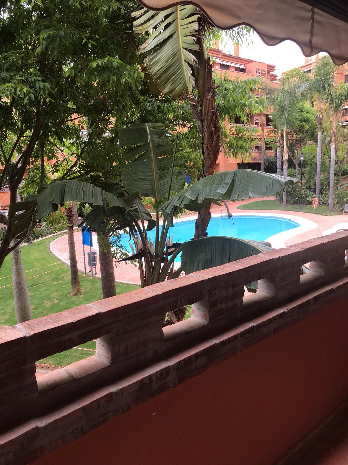 Marbella Banus Apartamento  en Alquiler en The Golden Mile – R3690329