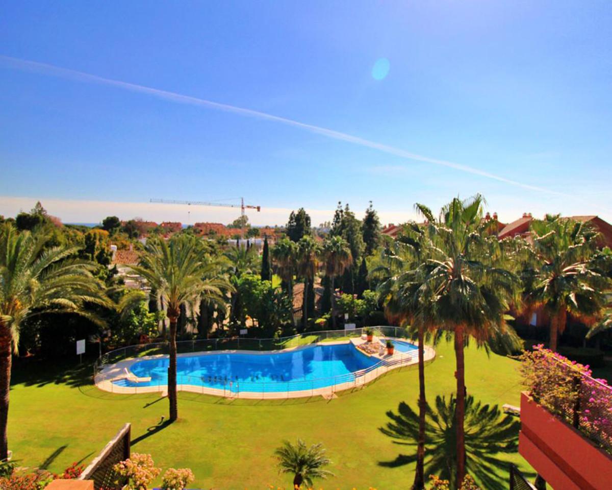 Marbella Banus Ático en Venta en Puerto Banús – R3803779