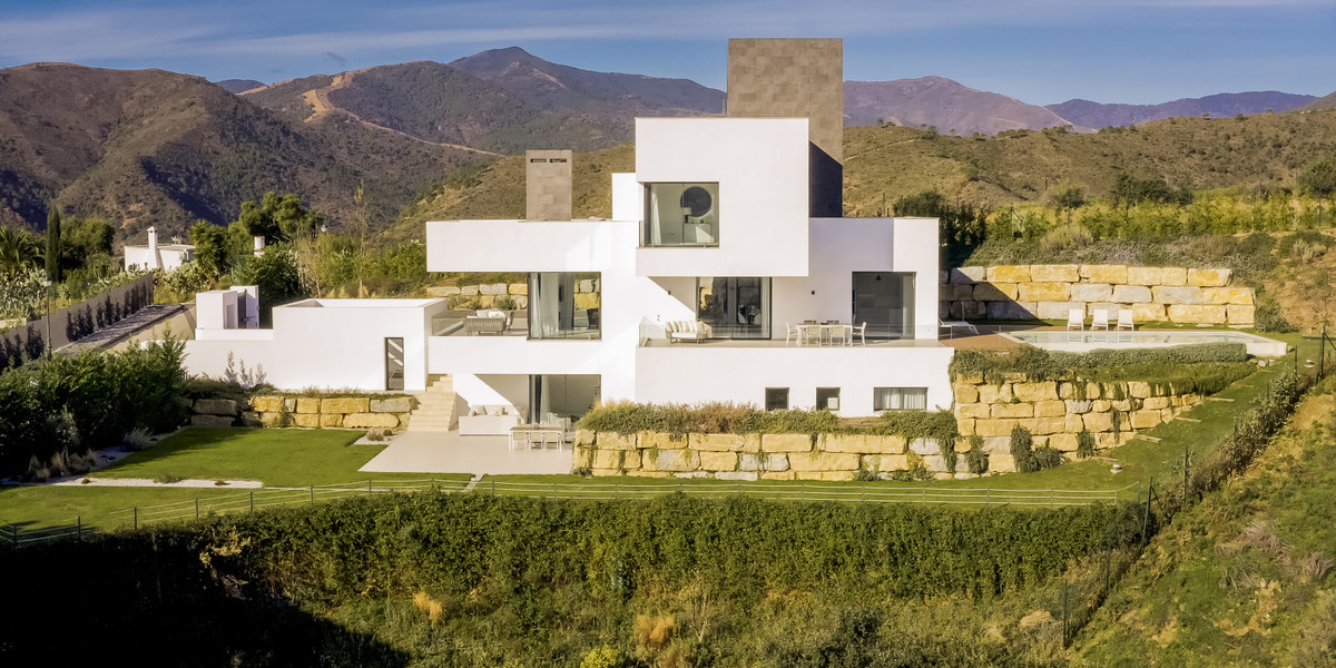 Marbella Banus Villa zu verkaufen in Benahavs – R3613619