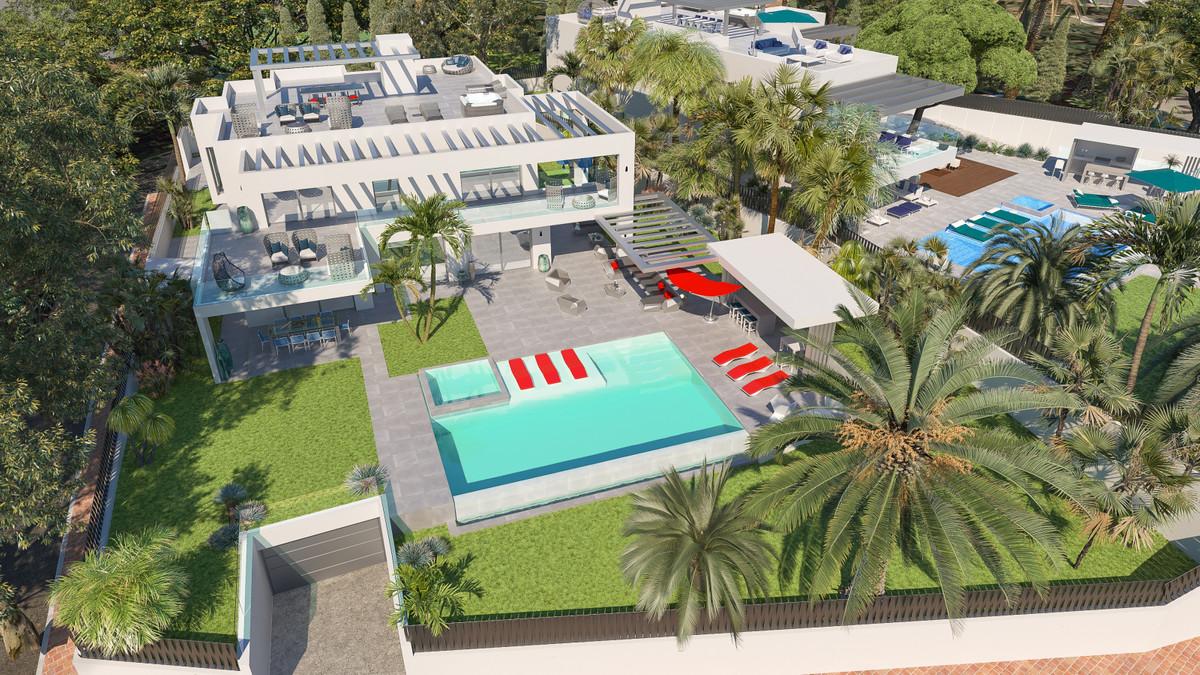 Marbella Banus Villa en Venta en Marbesa – R3782029