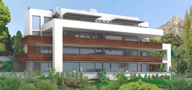 Apartamento Planta Media  en venta en  The Golden Mile, Costa del Sol – R2522063