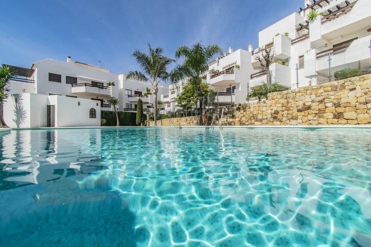Marbella Banus Apartment for Sale in New Golden Mile – R3765778
