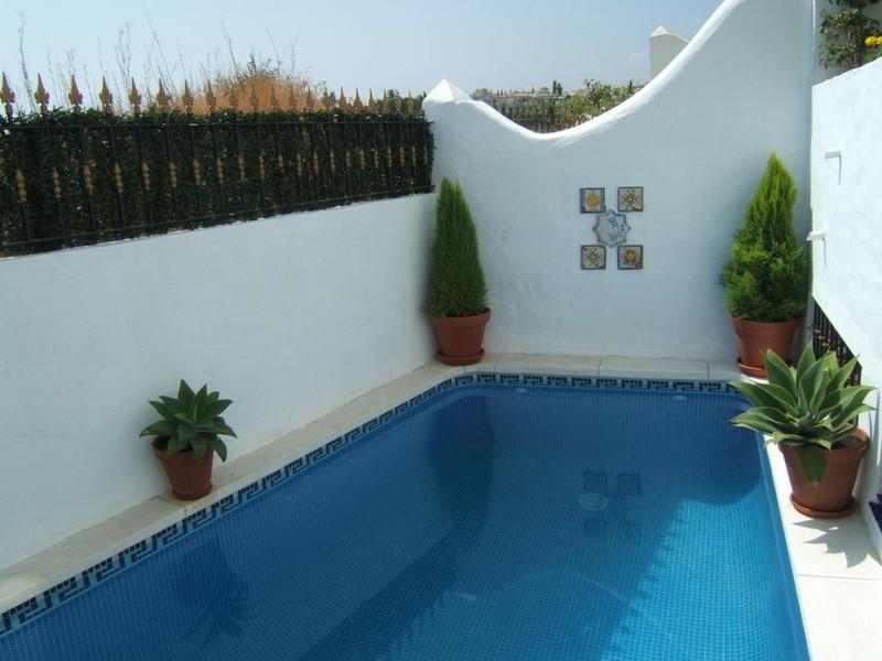 Marbella Banus Adosada en Alquiler Vacacional, The Golden Mile – R2121794