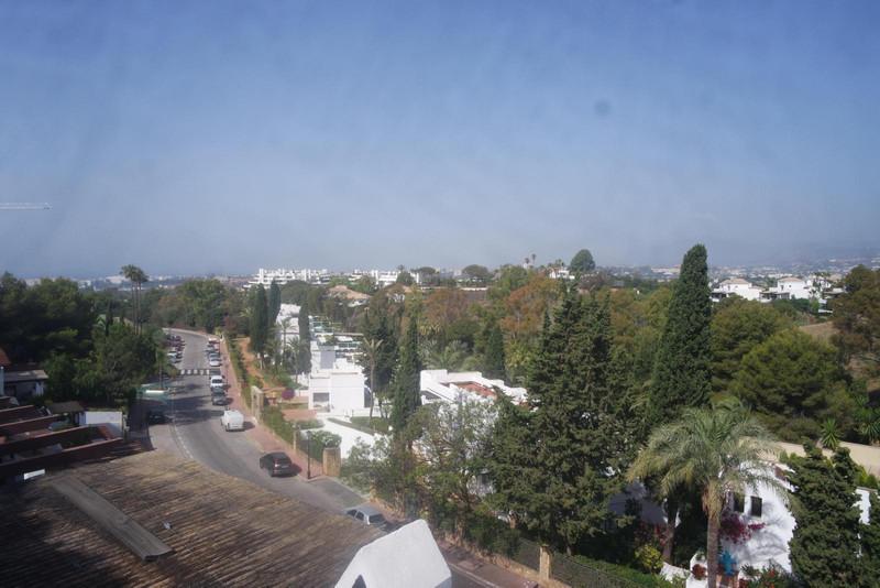 Marbella Banus Penthouse pour location de vacances, Le Golden Mile - R2249765