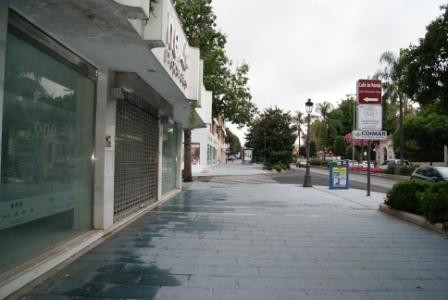 Commercial Tienda en Marbella