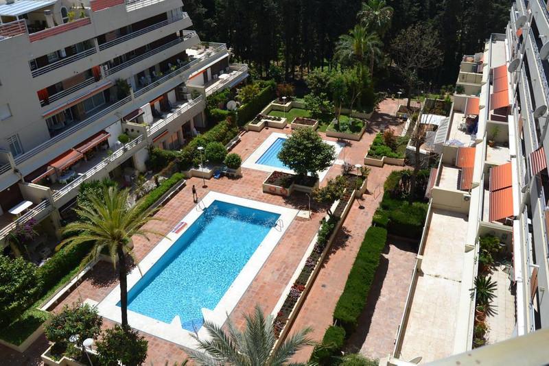 Apartamento Planta Media en Alquiler Vacacional, Marbella – R3043220