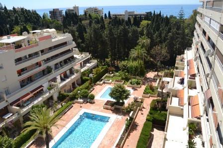 Mitte Stock Wohnung in Ferienhaus, Marbella – R2416685