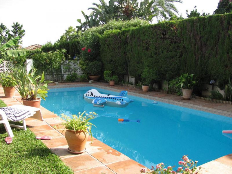 Townhouse  for rent in  Marbella, Costa del Sol