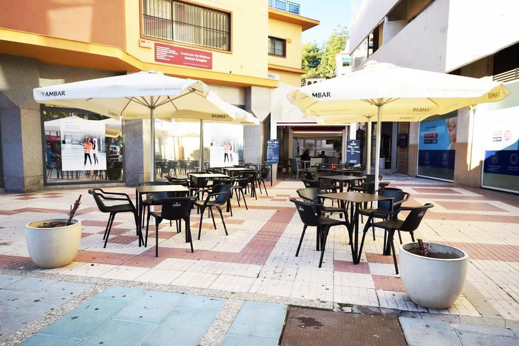Bar  en location à  Marbella, Costa del Sol