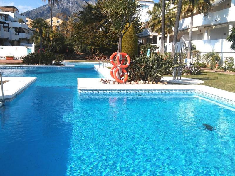 Marbella Banus Penthouse pour location de vacances, Le Golden Mile - R2663585