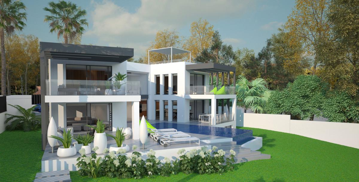 Marbella Banus Villa en Venta en Marbesa – R3782059