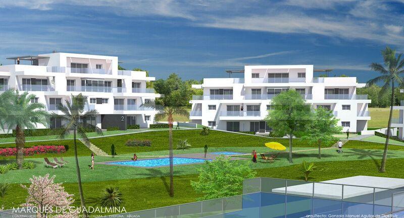 Marbella Banus Apartamento Planta Media en Venta en New Golden Mile – R2678600