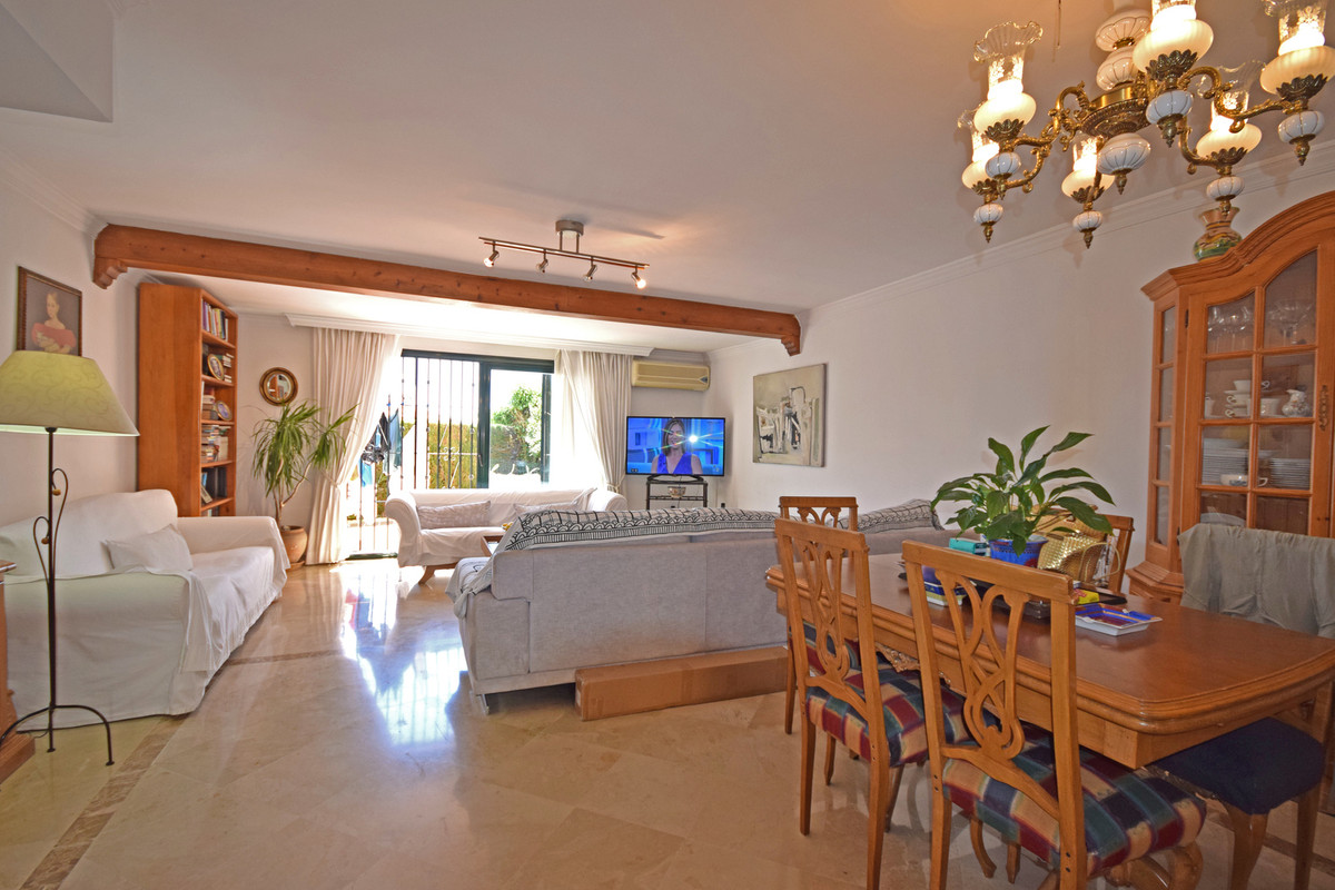"""Beautiful townhouse located in a wonderful enclave at the Feet of the """"Concha"""". Located a ,Spain"""
