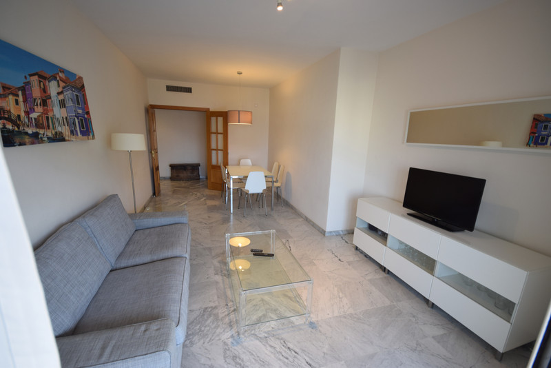 Apartamento Planta Media en Alquiler Vacacional, Marbella – R3473455