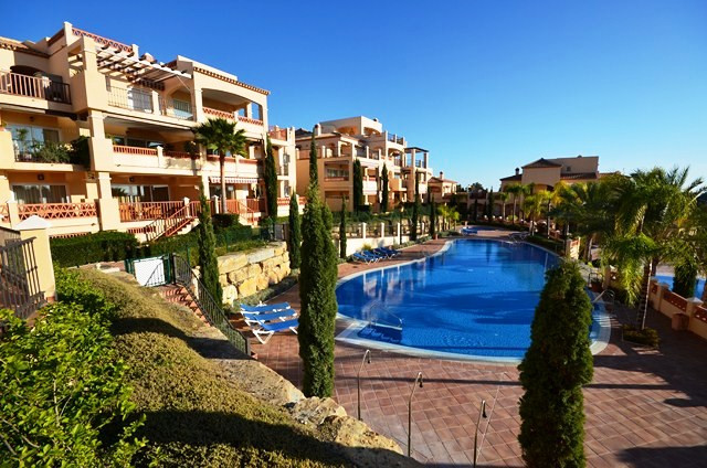 Three Bedroom Penthouse in Atalaya