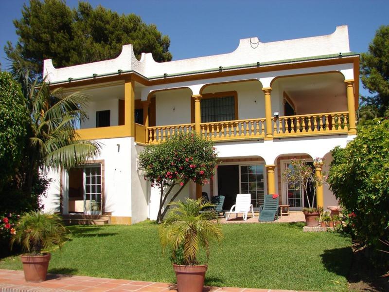 Marbella Banus Villa – Chalet en Alquiler, The Golden Mile – R2174192