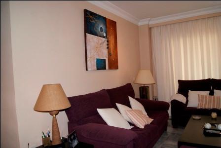 Marbella Banus Apartamento Planta Media en Alquiler Vacacional en Marbella – R818345