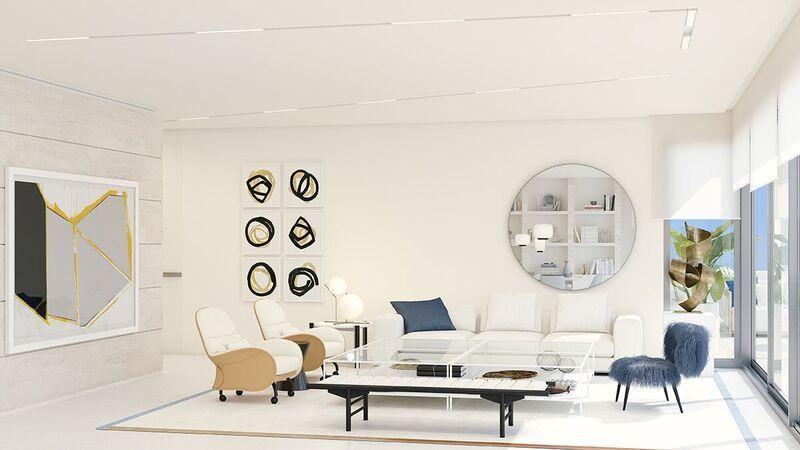 Apartamento Planta Baja  en venta en  The Golden Mile, Costa del Sol – R3058789