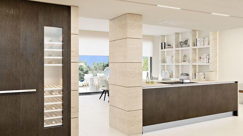 Ground Floor Apartment  for sale in  The Golden Mile, Costa del Sol