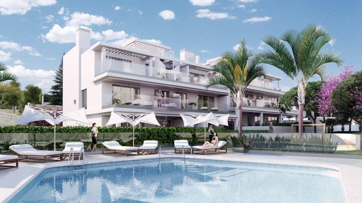 Adosada  en venta en  New Golden Mile, Costa del Sol – R3019766