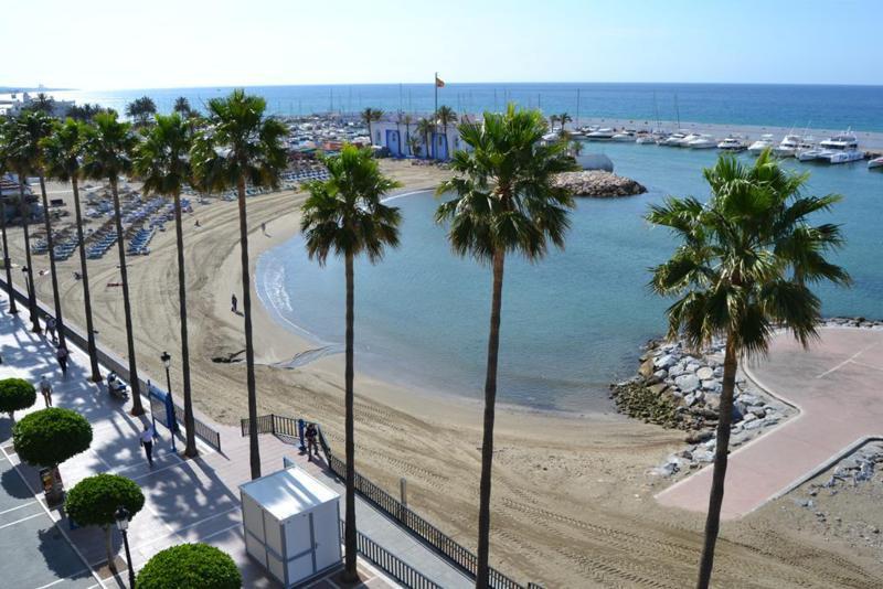 Marbella Banus Middle Floor Appartement pour location de vacances, Marbella - R2419391