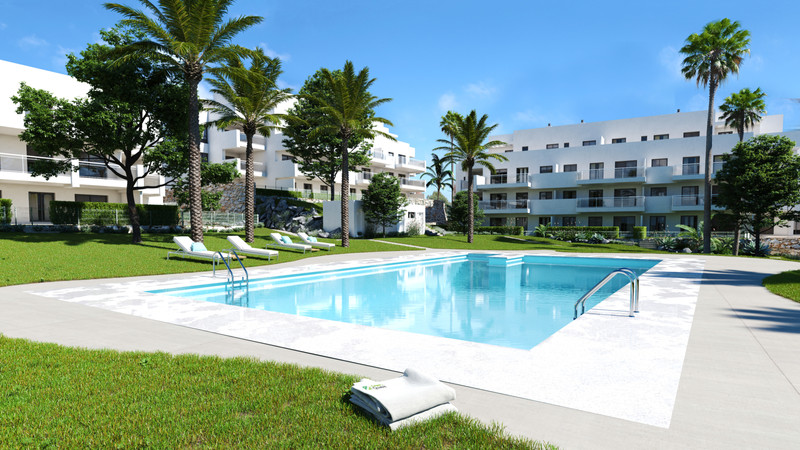 Appartement Middle étage, La Cala de Mijas - R3477892