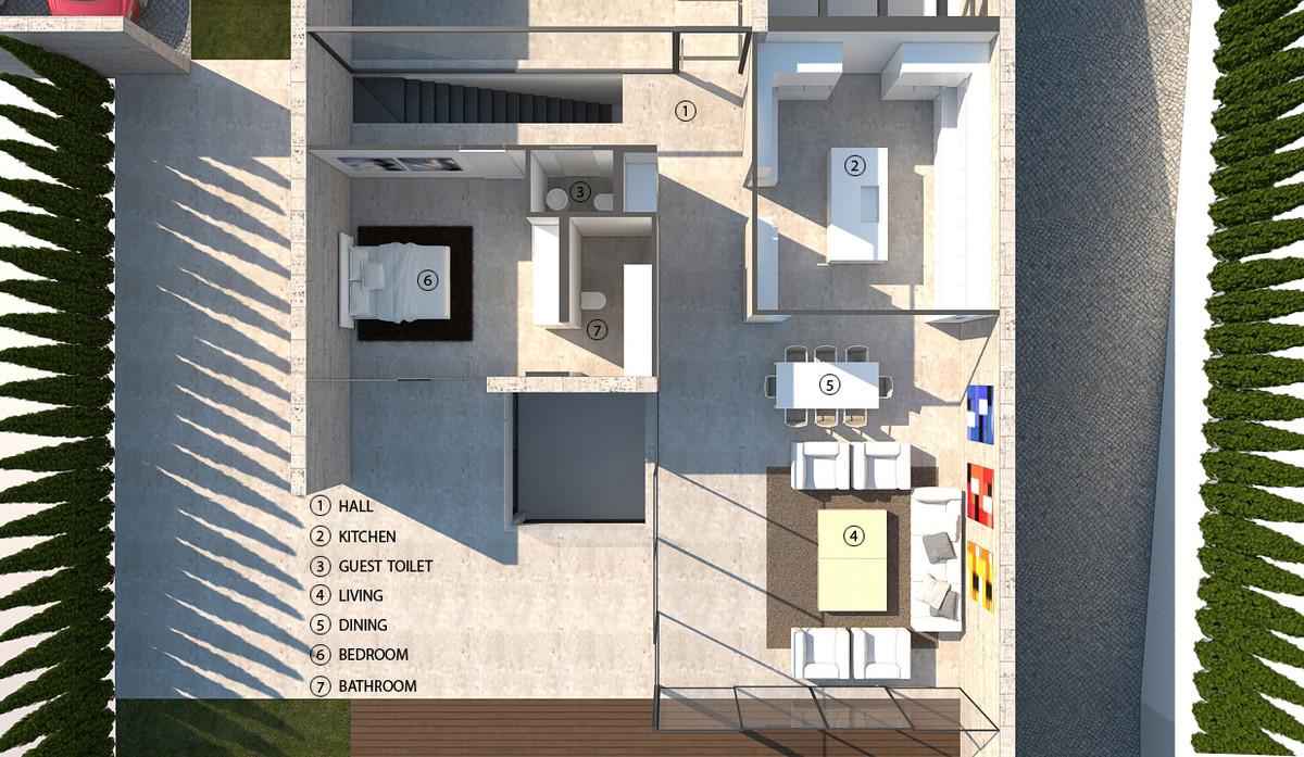 Villa Individuelle  en vente à  The Golden Mile, Costa del Sol