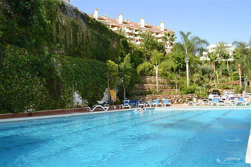 Appartement Middle étage, Nueva Andalucia - R3391855