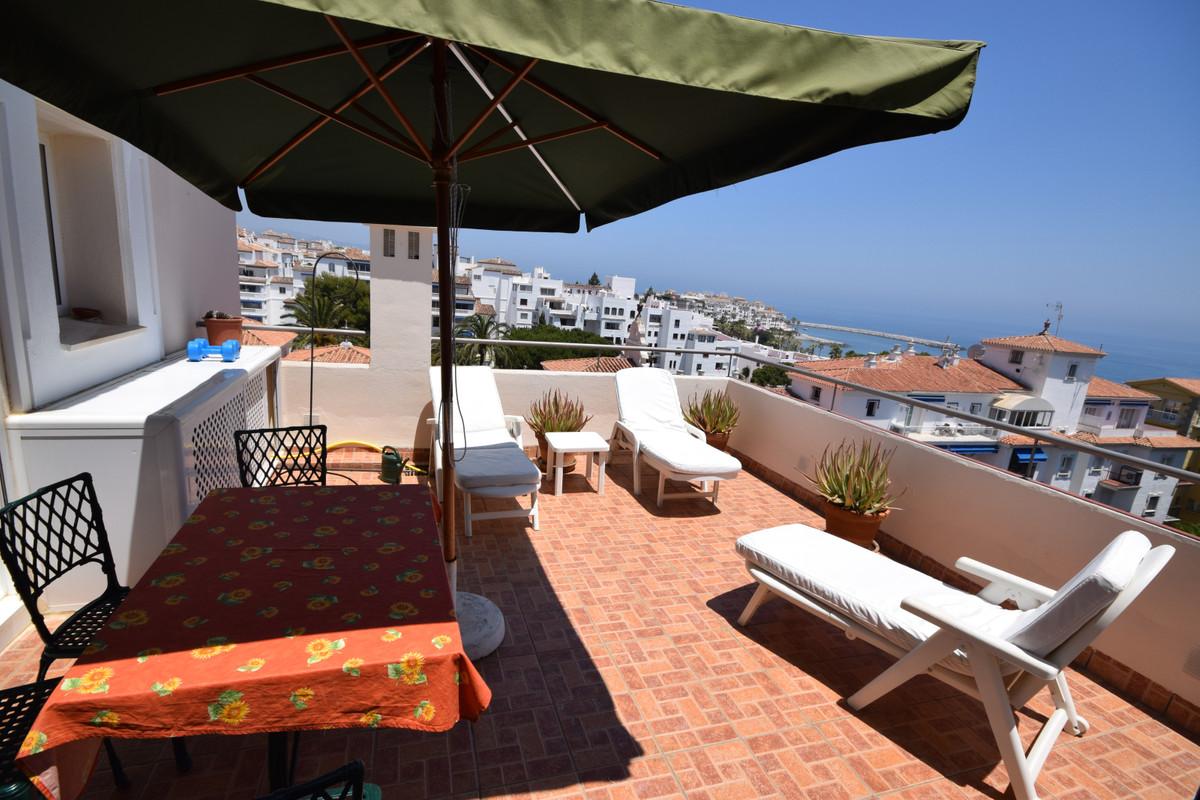 Marbella Banus Ático en Venta en Puerto Banús – R3467509